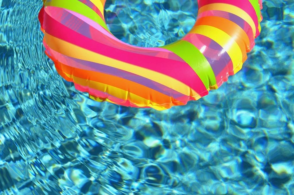 pool safety steps